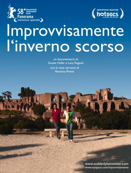 Improvvisamente l'inverno scorso streaming documentario megavideo